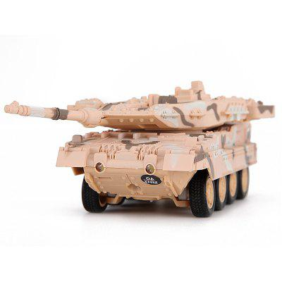 8020 RC Tank Military Model Toy Gift for Kids
