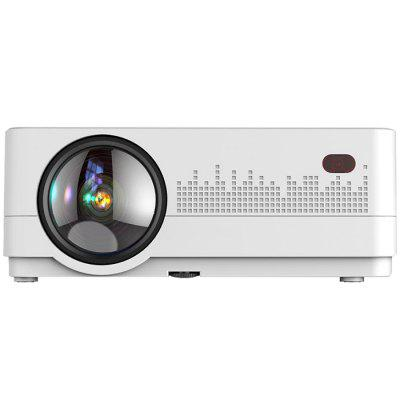 LUXNPRO Q3 LED Smart Home Projector