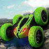 Double-sided Stunt Car With Lights Cool Tumbling 360-degree Rotating Children Stunt Toys - VERT
