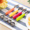 2 In 1 Double Head Fruit Cake Carving Tool - ROJO