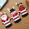 Christmas Tableware Cutlery Decoration 3pcs - MULTI-A