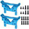WLtoys Metal Upgrade Base C Carrier Spare Parts For A949 A959 A969 A979 RC Car - BLUE GRAY