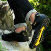Men Outdoor Sports Hiking Shoes - CZARNY