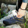 Men Outdoor Sports Hiking Shoes - AZUL PROFUNDO