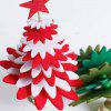 Christmas Tree Wind Bell Ornaments - ROJO