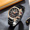 8275 Men's Watch Waterproof Business Casual Quartz - ROSE