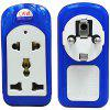 EU Integrated Conversion Socket / EU Mini-row - OCEAN BLUE
