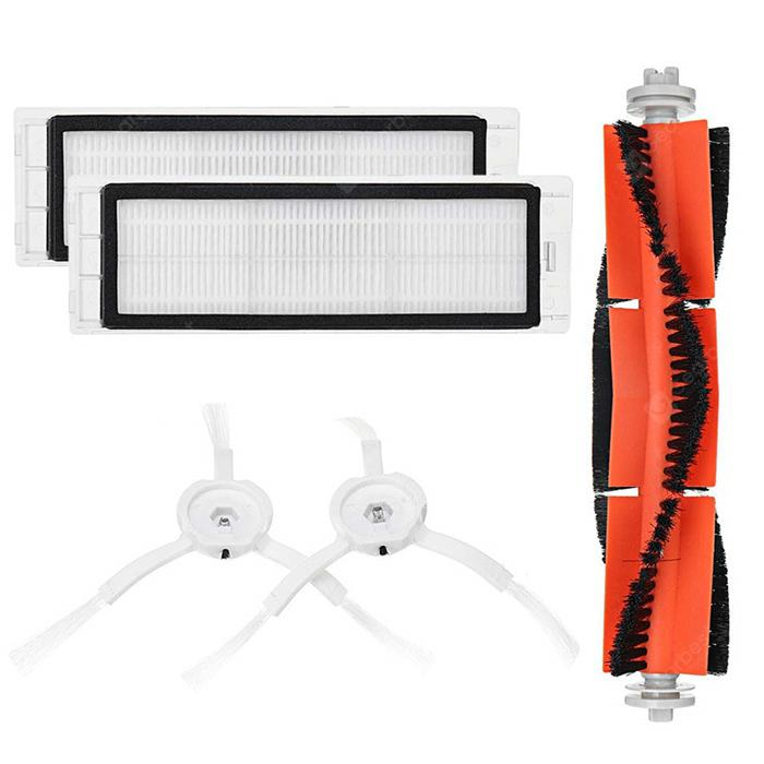Cleaning Brush Set for Xiaomi Robotic Vacuum Cleaner