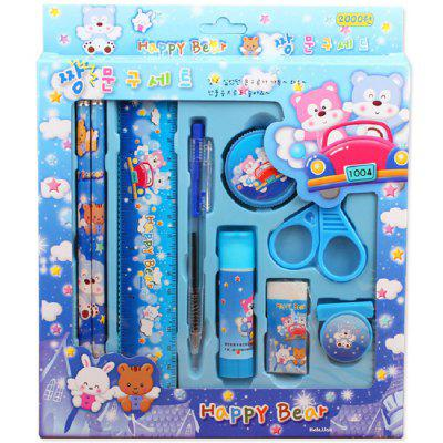 Nine-piece Stationery Gift Set