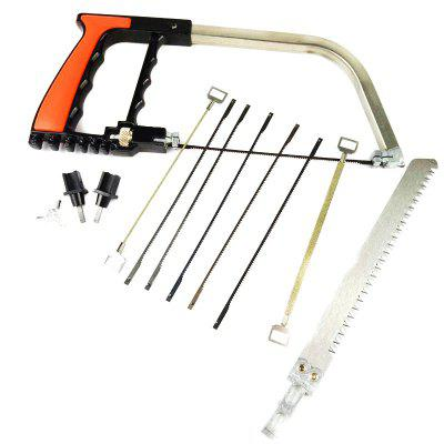 Multi-function Magic Hand Saw Multi-function Woodworking Universal Saw 12pcs