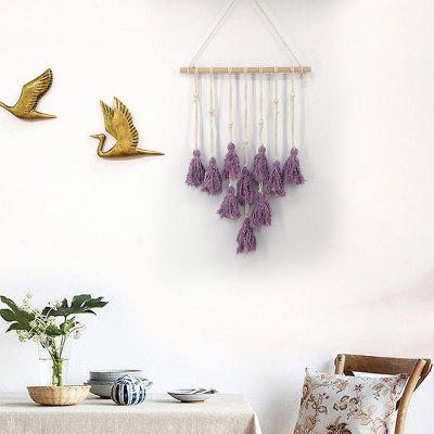 MS7168 Fringed Tapestry Bohemian Home Decoration Wall Decoration Wedding Decoration