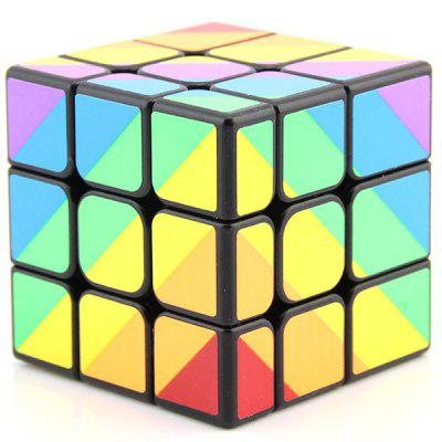 YJ Unequal Third-order Cube Puzzle Toy