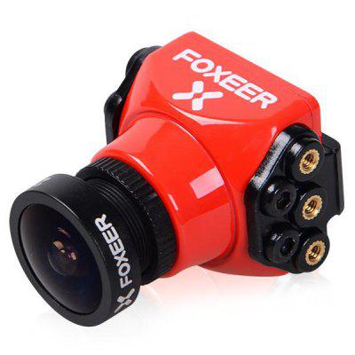 Foxeer Arrow Mini Standard Pro FPV CCD Camera Built-in OSD - Red