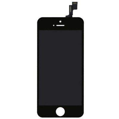 Black Screen Assembly for iPhone 5S