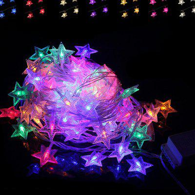 Brelong LED Colorful Waterproof Holiday Decoration String Lights