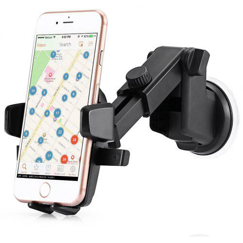 Gocomma Universal Rotary Car Mount Phone Holder
