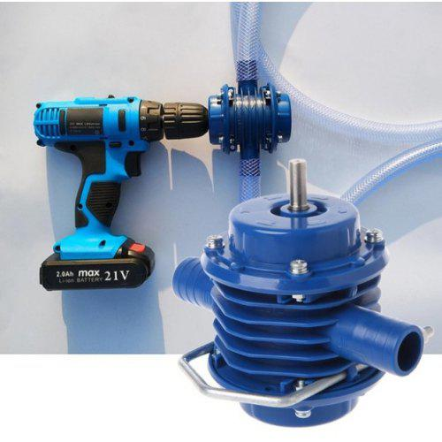 Hand Drill Water Pump Self-priming Centrifugal Pump