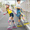 Pair of Intelligent Roller Skates from Xiaomi youpin - PINK