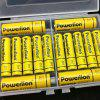 PP Practical AA / AAA Battery Storage Box 3pcs - TRANSPARENT