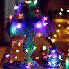 Brelong LED Colorful Waterproof Holiday Decoration String Lights - WARM WHITE