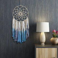 MS7062 Nordic Style Woven Tapestry Cotton Tassels Home Background Decoration  Pendant Sofa Bedside Wall Decorations