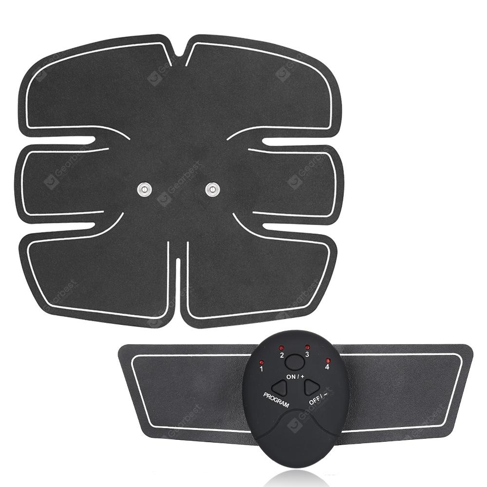 Gocomma EMS - WM02 Muscle Sticker 3PCS - Black 3PCS