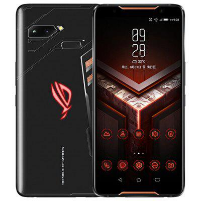 Gearbest $899.99 para ASUS ROG Phone 4G Phablet International Version - BLACK promotion