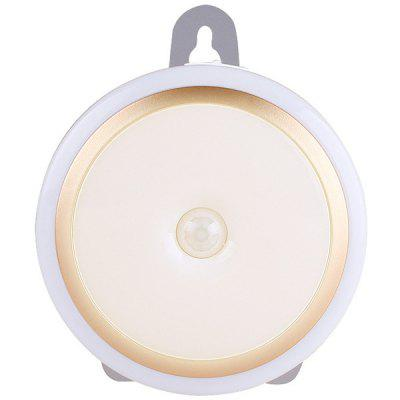 Creative Wireless Remote Control LED Night Light for Bedroom / Home Corridor / Cabinet