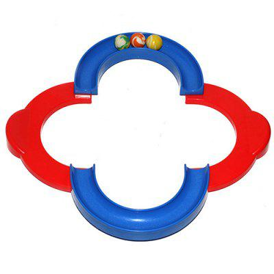 Children 88 Shape Infinite Loop Track Cure Hand Eye Coordination Exercise Training Equipment Toy
