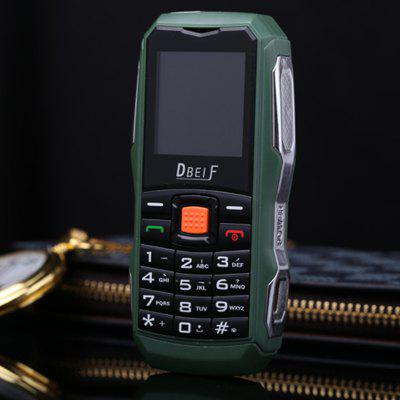 DBELF F7 2G Feature Phone International Version