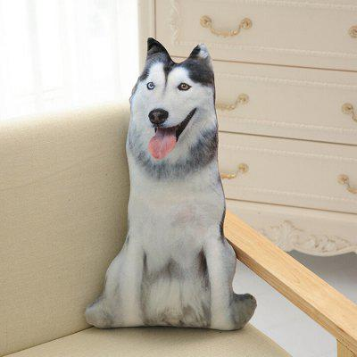 3D simulace Dog Pillow