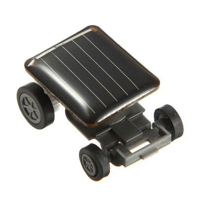 Mini Solar Powered Racer Toy Car