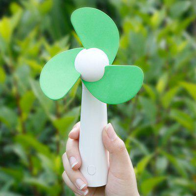 SM-202 Lucky Grass Handheld Fan