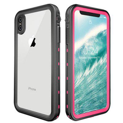 Waterproof Dustproof Mobile Phone Case for iPhone XS Max
