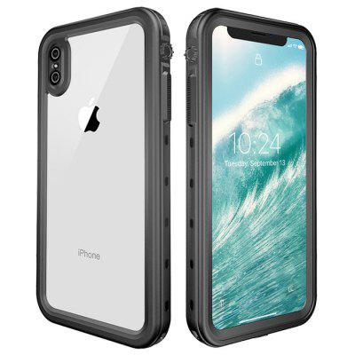 Dustproof Waterproof Mobile Phone Case for iPhone XS Max