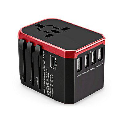 Gearbest Gocomma Universal Global Travel Power Adapter