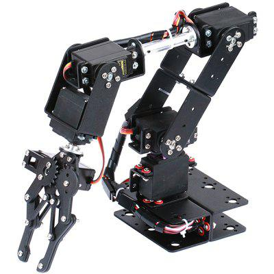 6DOF High Quality Flexible Robotic Arm Kit Version