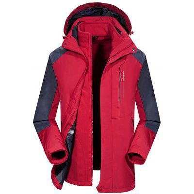 Three-in-one Outdoor Jacket