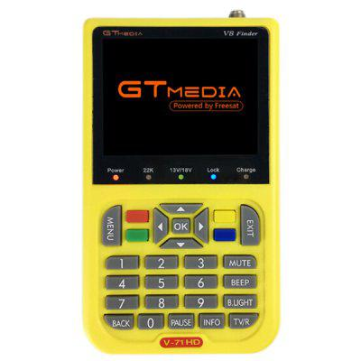 GTMEDIA V8 Finder V - 71HD Dvb - S2 HD Star Finder