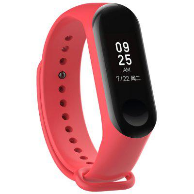 Silicone Replacement Wristband for Xiaomi Mi Band 3