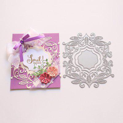3-YJ10665 Greeting Card Cover Cutting Dies