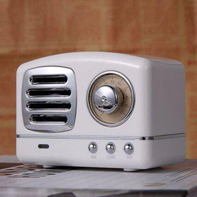 MH11 Retro Radio Bluetooth Speaker