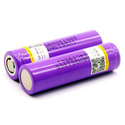 LiitoKala M26 Lithium Battery 2600MAH Continuous 10A Discharge Rate Battery 1PCS