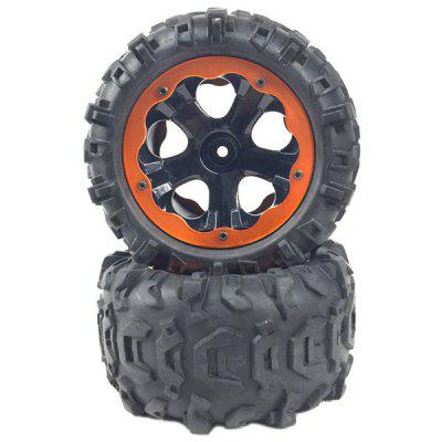 REMO HOBBY P3978 Remote High Speed Model Racing Car Wheel Model Off-road Wheel