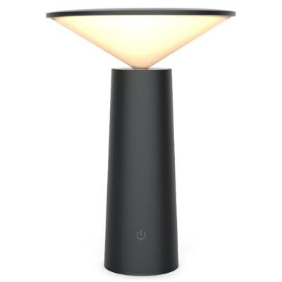 Creative Simple European Style LED Learning Eye Protecting Touch USB Table Lamp