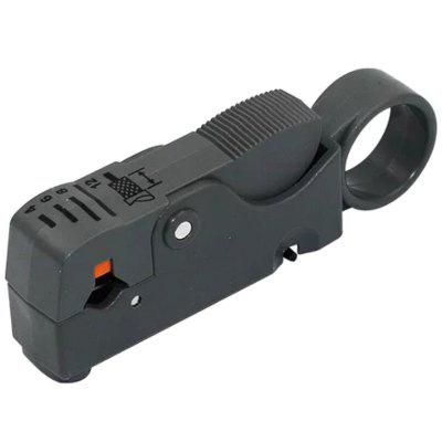 Multi-function Coaxial Stripper Network Tool Cable Clamp