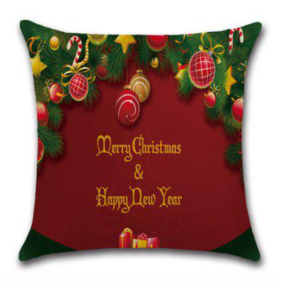 Christmas Home Decoration Series Cushion Cover Pillow Case