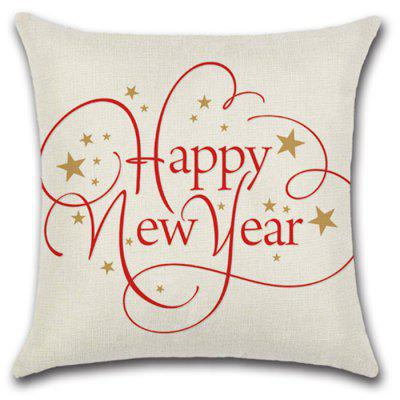 Christmas Decoration Series Cushion Cover Pillow Case (Without Pillow)