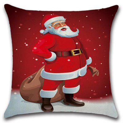 Christmas Theme Cushion Cover Pillow Case