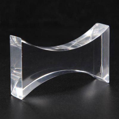 15cm Light Spectrum Prism Educational Optical Prism